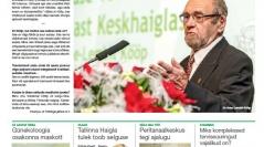 Первая газета ITK Sõnumid этого года